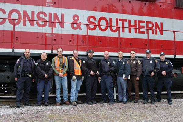 UWPD train safety